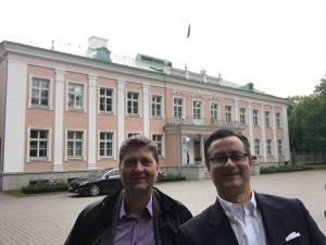 Gunther Schnatmann und Nikolai A. Behr